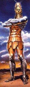 The Statue of King Nebuchadnezzar's Vision (Daniel 2)